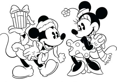101 Minnie Mouse Coloring Pages (August 2020)