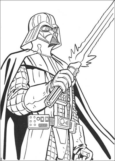 Download or print this amazing coloring page: 11 Pics of Star Wars ... | 560x400