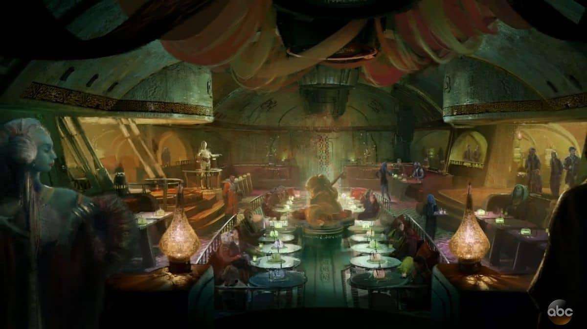 Star Wars Hotel Dinner Show