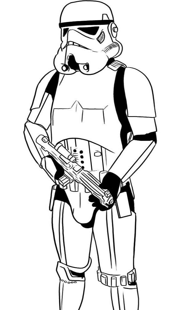 101 Star Wars Coloring Pages (Sept 2020)...Darth Vader ...