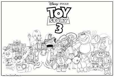 Free Toy Story Barbie Printable Coloring Pages, Download Free Clip ... | 269x400