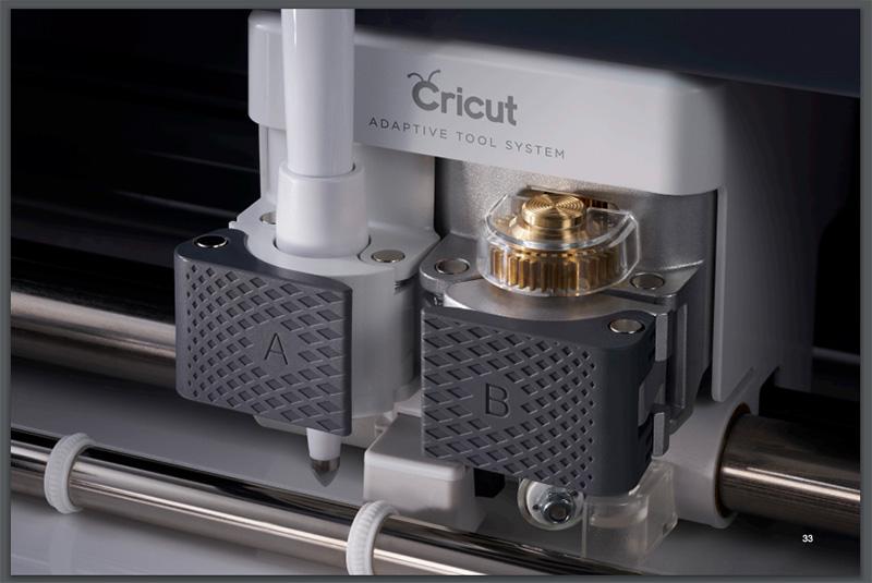 The Cricut Maker's Adaptive Tool System