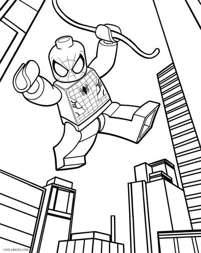 Updated 100 Spiderman Coloring Pages November 2019