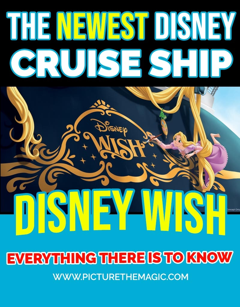 Revealed The Disney Wish Cruise Ship September 2020