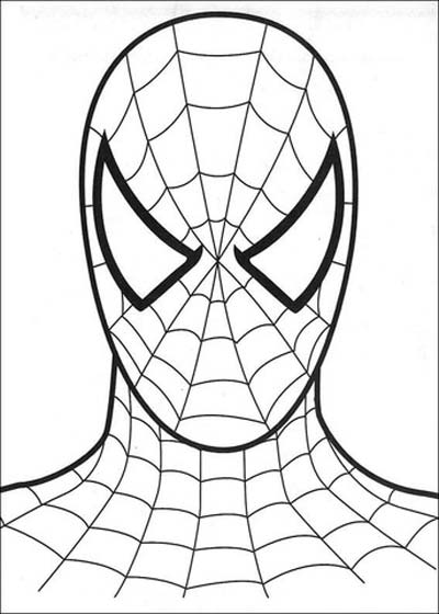 UPDATED] 100 Spiderman Coloring Pages (November 2019)