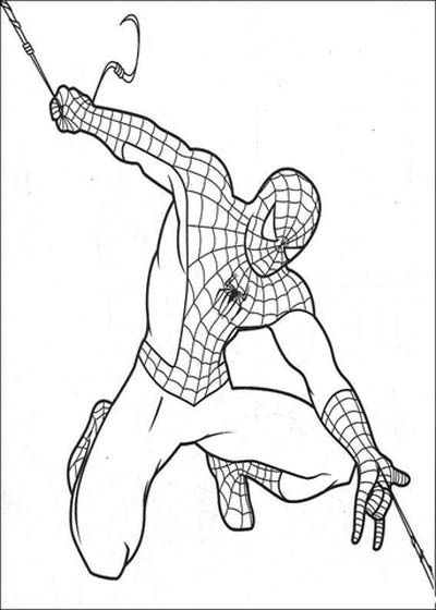 UPDATED] 100 Spiderman Coloring Pages (September 2020)