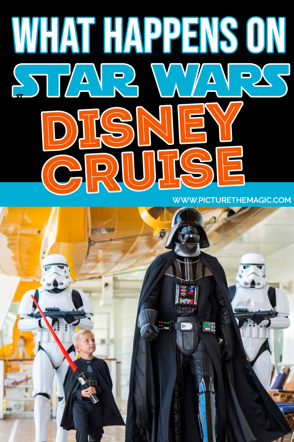 What Happens on Star Wars Disney Cruise?