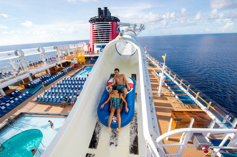 Disney Cruise 2021 Itineraries are out!