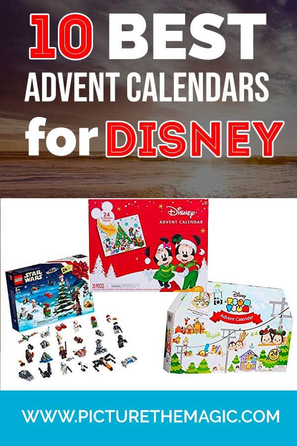 10 Best Disney Advent Calendars
