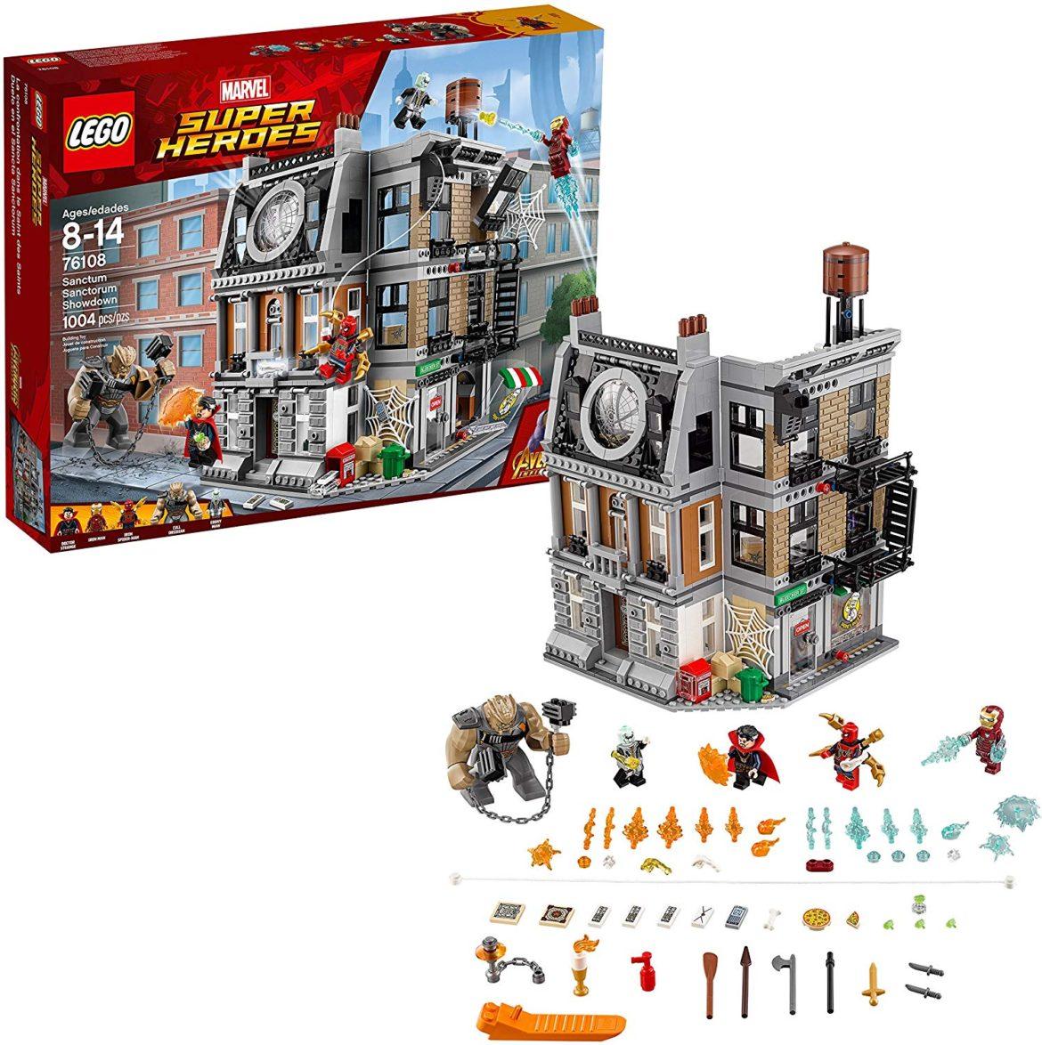 DEAL LEGO Avengers: Infinity War Sanctum Sanctorum Showdown