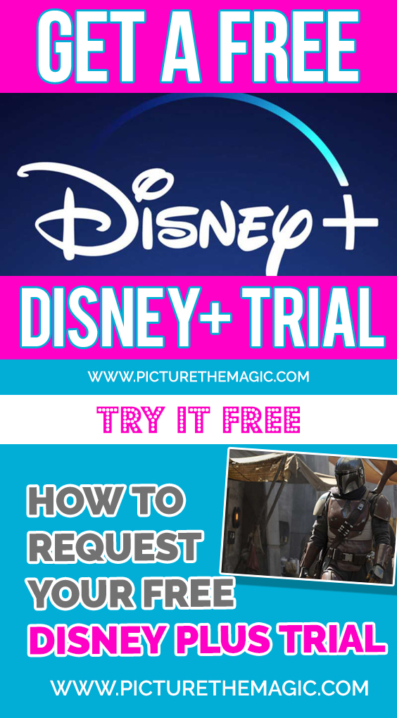 Get a free Disney+ trial. Here's how.