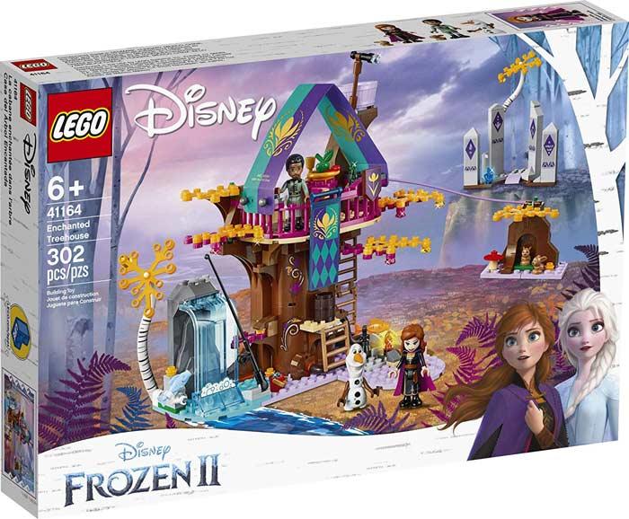 Frozen 2 Lego Treehouse