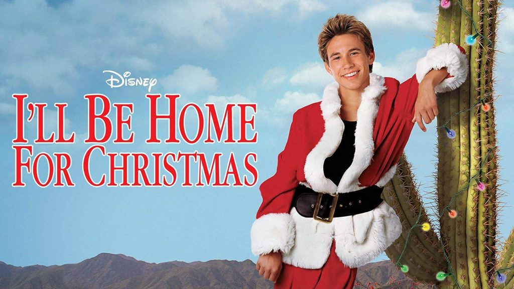 I'll be home for Christmas: Best Disney Christmas Movies