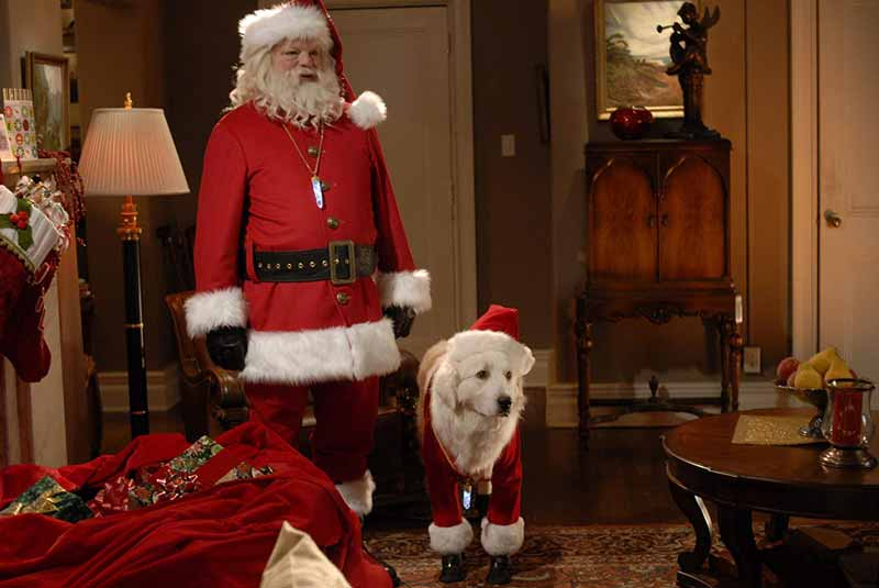 The Search for Santa Paws on the list of best Christmas movies by Disney.