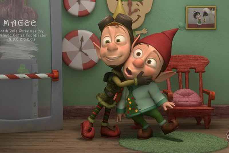 Prep & Landing: Best Disney Christmas Movies