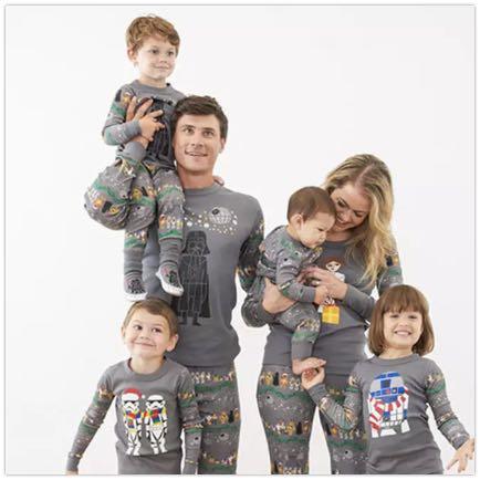 Star Wars Carolers Pajamas Matching Pajamas