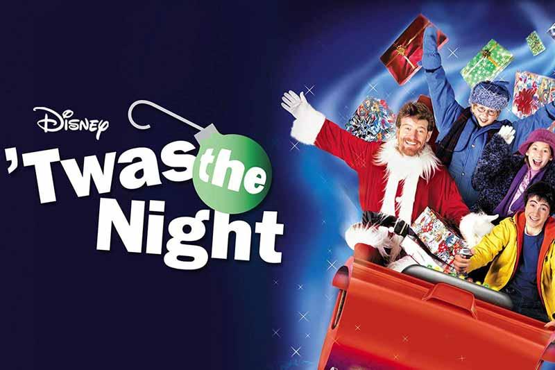 Twas the Night - best Disney Christmas Movies