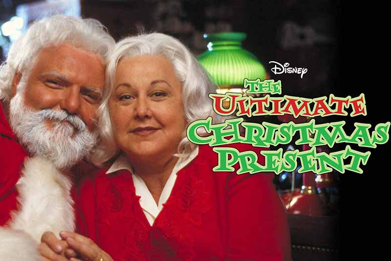 The Ultimate Christmas Present on list of Disney Christmas movies