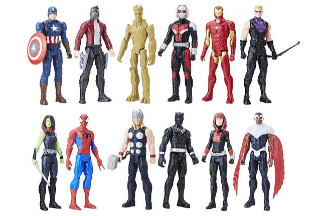 50 Best Marvel Toys for 2020
