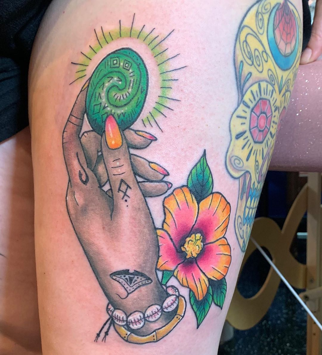 30 Inspiring Moana Tattoo Ideas