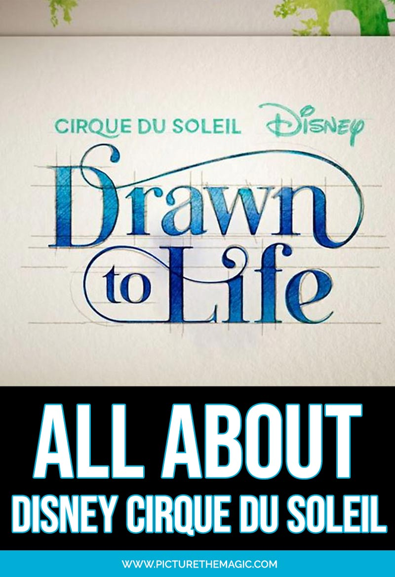 All the news reports, rumors, and updates about Drawn to Life, the new Disney Cirque du Soleil show! #cirquedusoleil #disneysprings