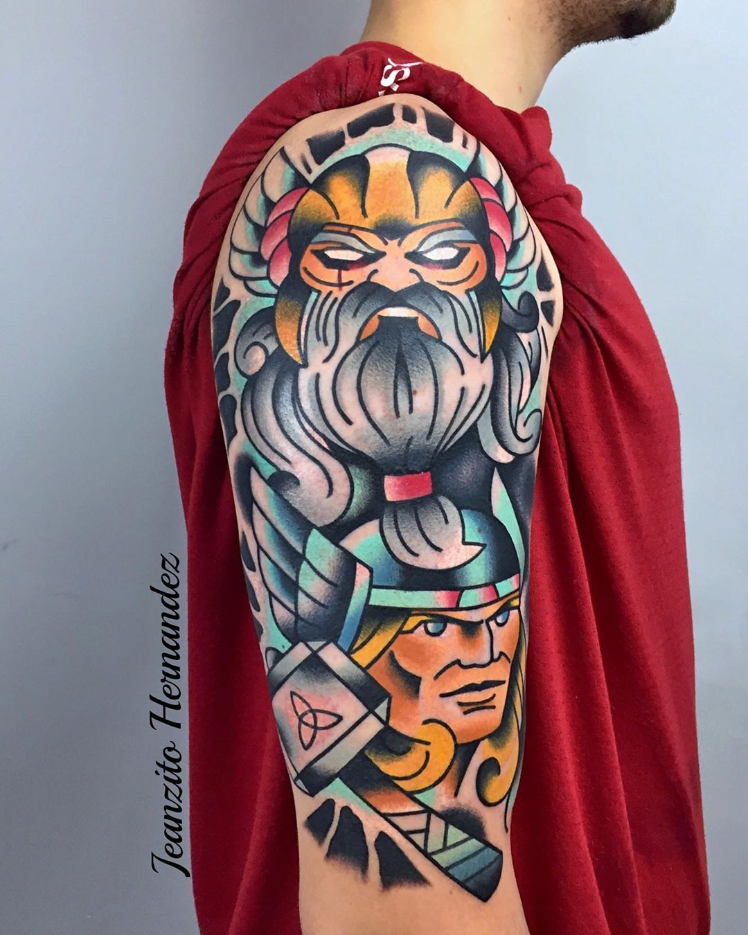 Best Thor Tattoos