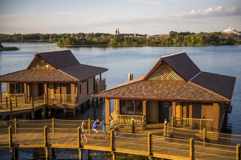 Bungalow at Disney's Polynesian Village Resort