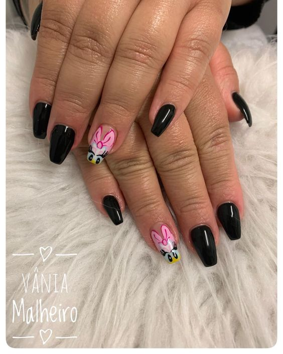 Largest Disney Nails Collection on the Internet