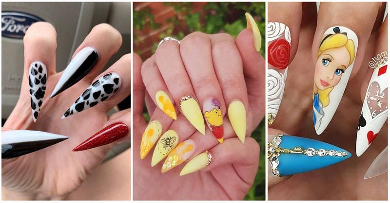 150 Disney Nails