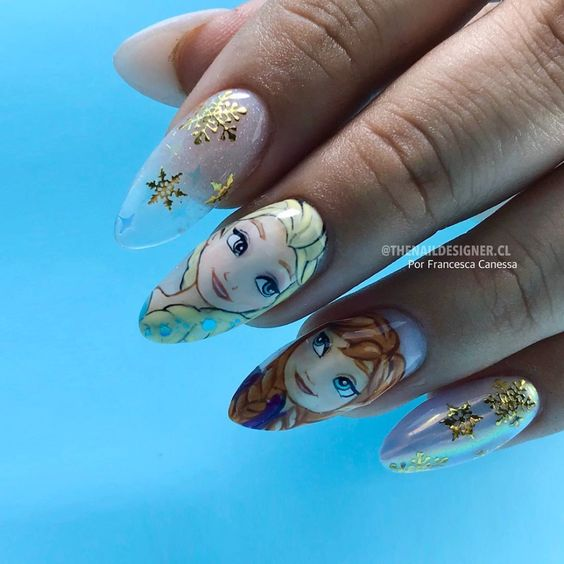 Best Disney Nail Designs & Ideas