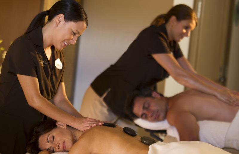Laniwai, the Aulani Spa massage