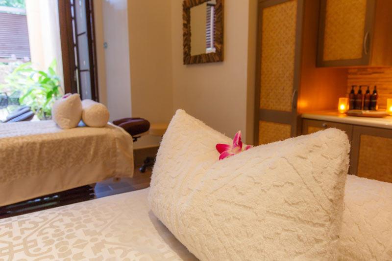 Laniwai, Aulani spa, therapy room