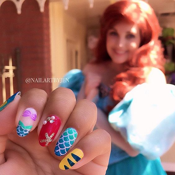 150 Magical Disney Nails