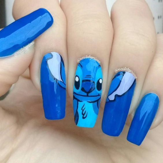 Classic Disney Nail Art Collections