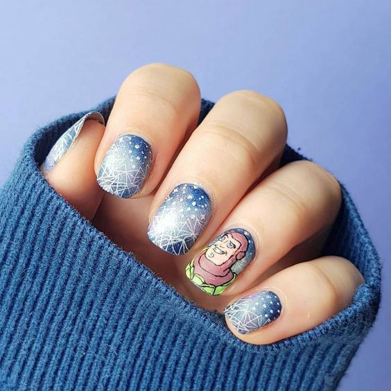 Best Collection of Pixar Nails on the Internet