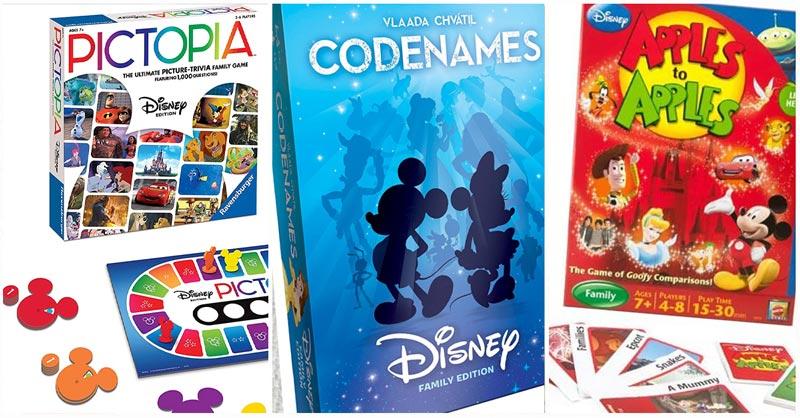 Favorite Disney Board Games