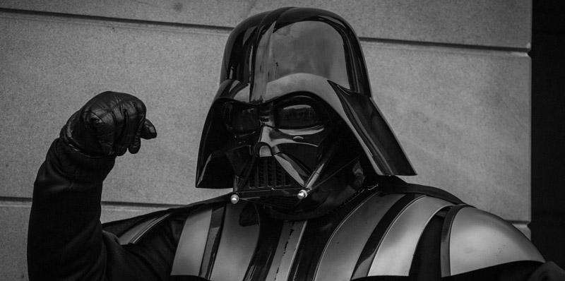 Darth Vader Statue Photo by Tommy van Kessel 🤙 on Unsplash