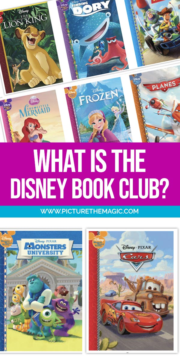 What is the Disney Book Club?