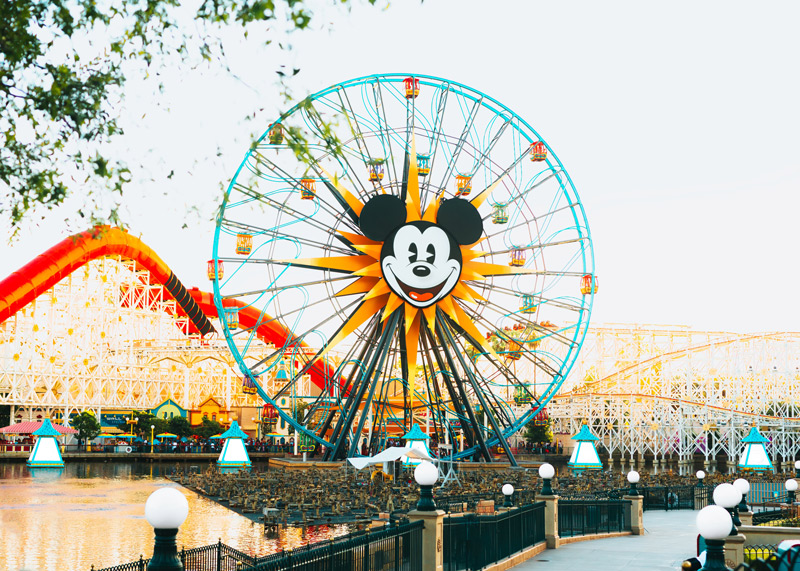 Disneyland's California Adventure