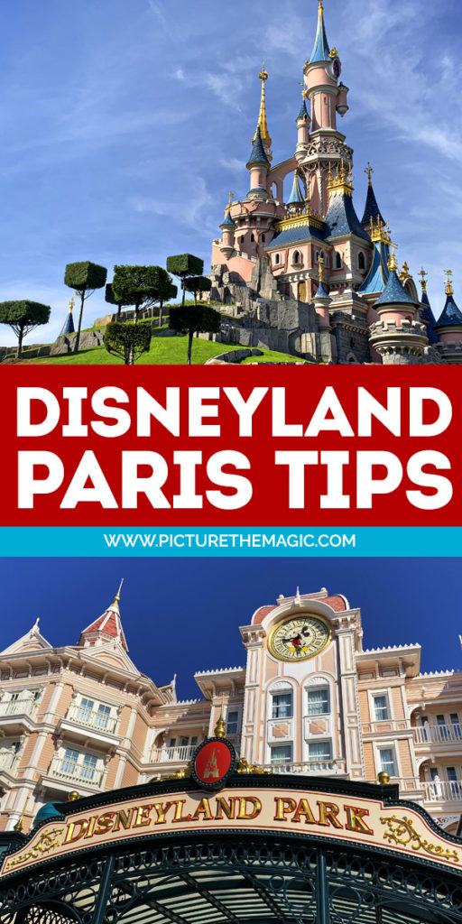 Best Disneyland Paris Tips ❤️