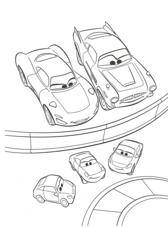 finn and holly spy on bad cars