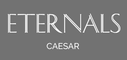 Eternals Font