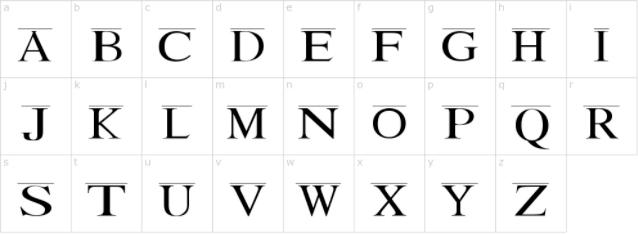 lion king font lowercase