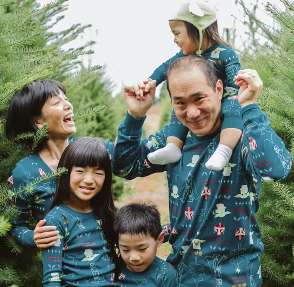 The Mandalorian Matching Pajama Set for the Family