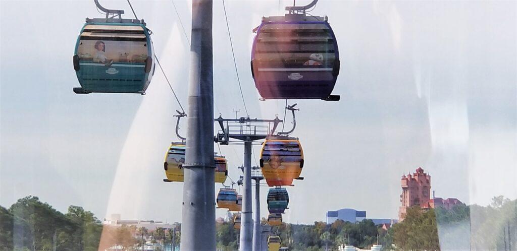 Disney skyliner photo