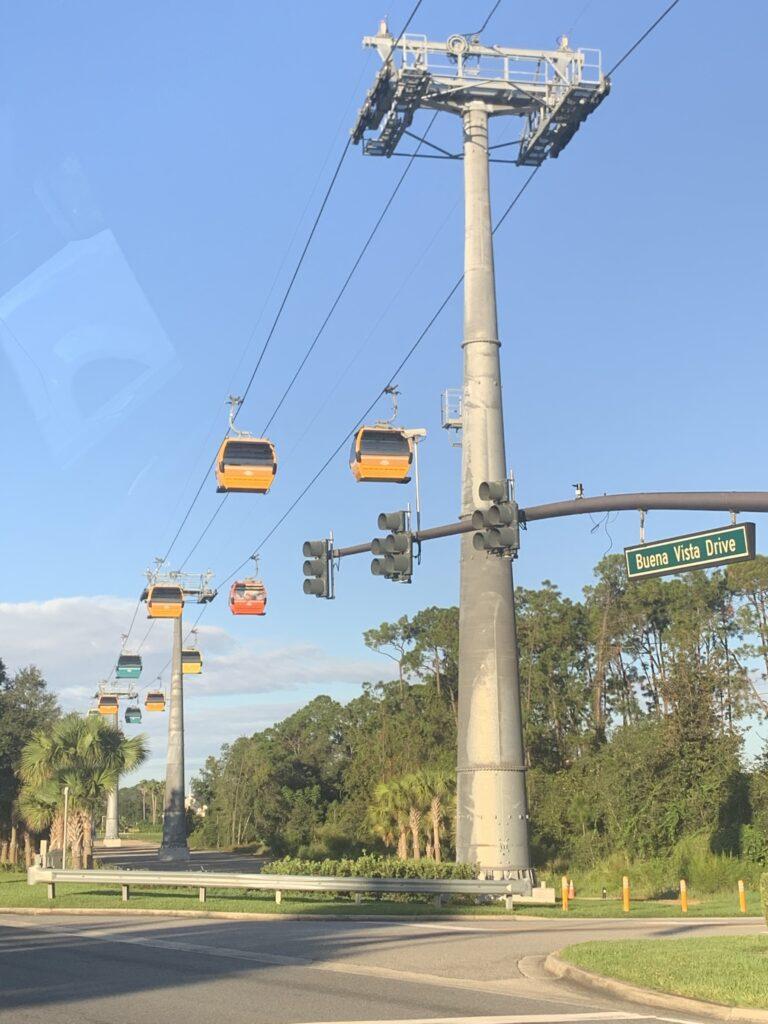 Image of Disney World Skyliner