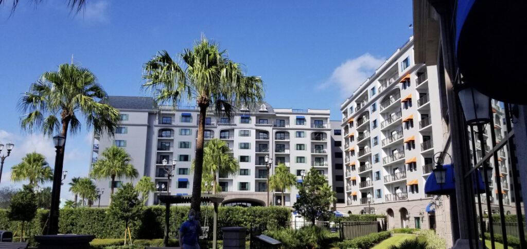Disney's Riviera Resort hotel