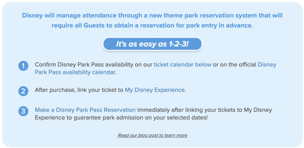4 Easy Steps to Obtain Your Park Pass Reservation from Undercover Tourist